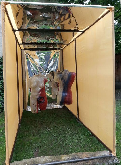 Gabriela Nepo-Stieldorf: Raum des Begehrens